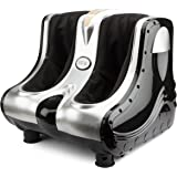 Stok Leg and Foot Massager with 3 Modes of Kneading and Heating (Black)