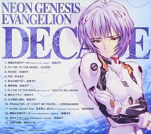 Neon Genesis Evangelion 10th A...