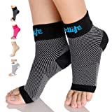 Amazon Price History for:Dowellife Plantar Fasciitis Socks, Compression Foot Sleeves for Men & Women, Ankle Brace & Arch Support, Fast Pain Relief, Ease Swelling, Heel Spurs, 24/7 Treatment, Better than Night Splint