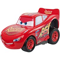 Cars - DVD32 - Disney Pixar 3 - Voiture Press & Go - McQueen