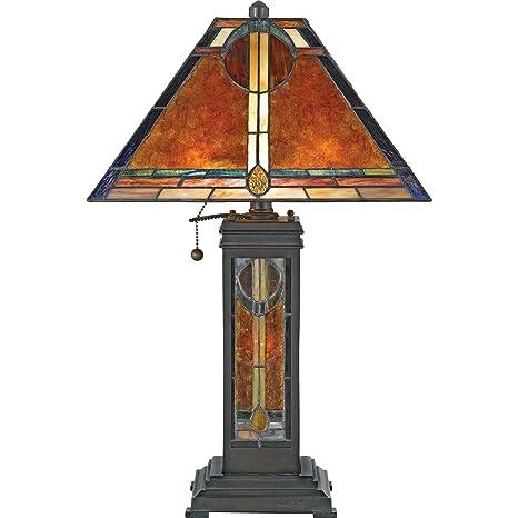 Amazon.com: Quoizel Museo de nuevo México nx615tva lámpara ...