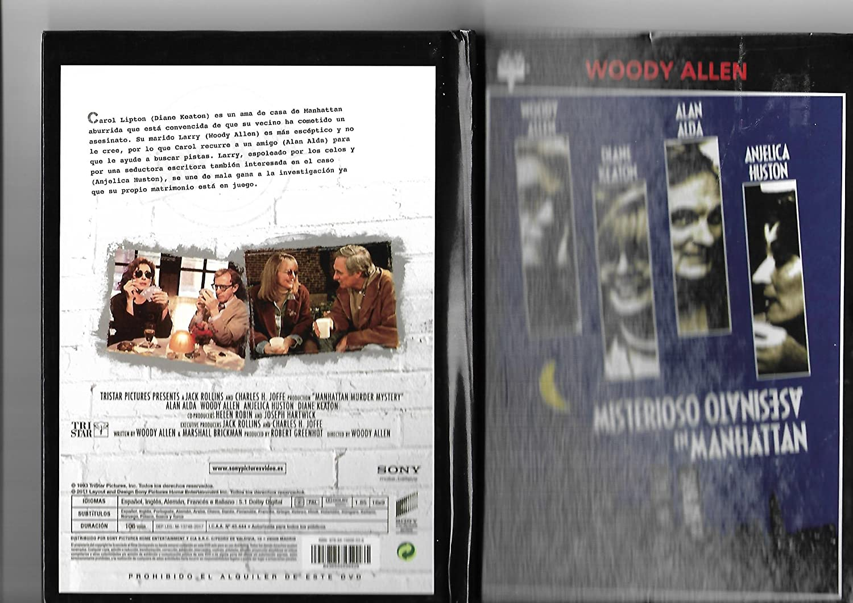 Misterioso asesinato en Manhattan [DVD]: Amazon.es: Alan Alda ...