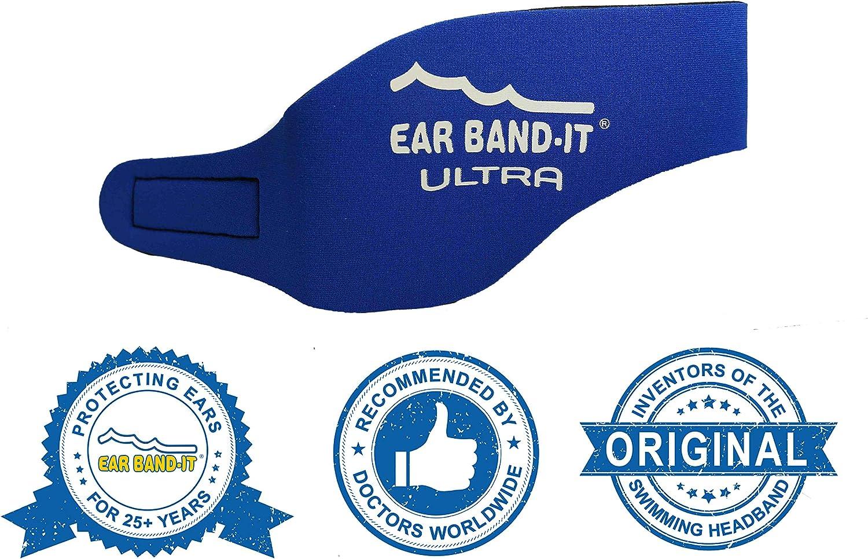 Bandas protectoras de o/ídos para nataci/ón Ear Band-It