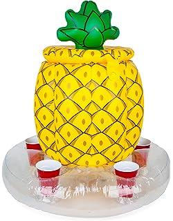 Amazon.com: Bigmouth Inc bebida feliz con arcoíris Barra ...