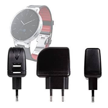 DURAGADGET Cargador De Pared para Alcatel OneTouch Watch ...