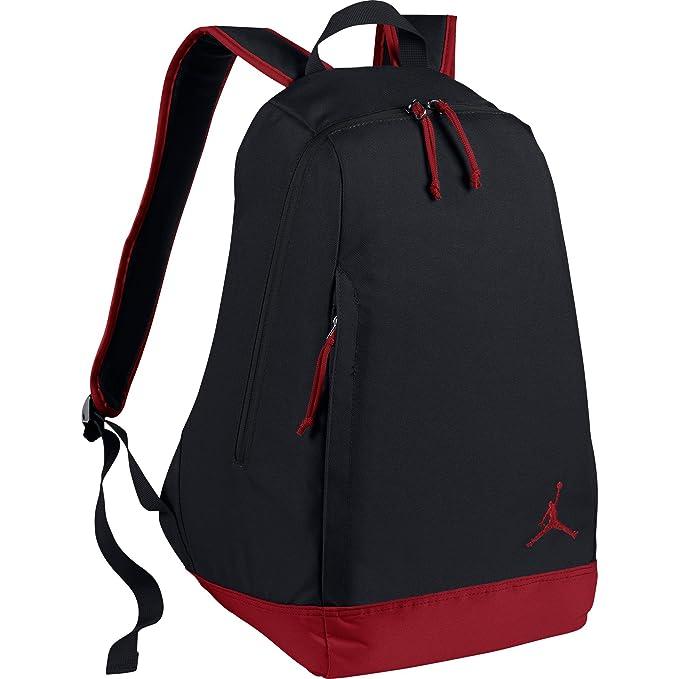 Jordan Jumpman Classic Backpack Black Gym Red 658396-010 (Size os ... 4d124f3e82d6c