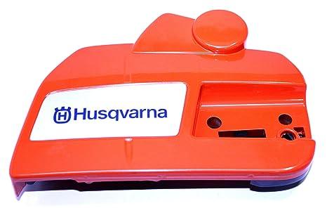husqvarna manual clutch