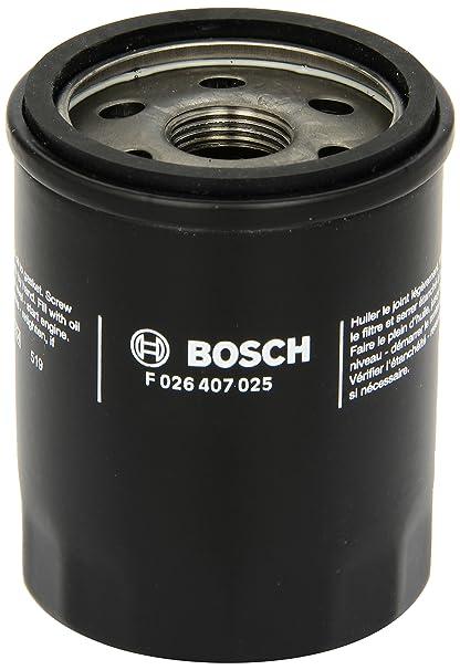 Bosch F026407025 filtro de aceite