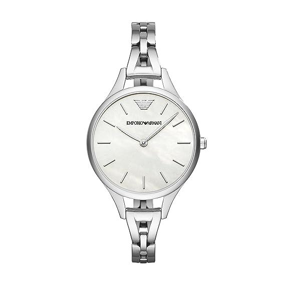 Reloj Emporio Armani - Mujer AR11054: Amazon.es: Relojes
