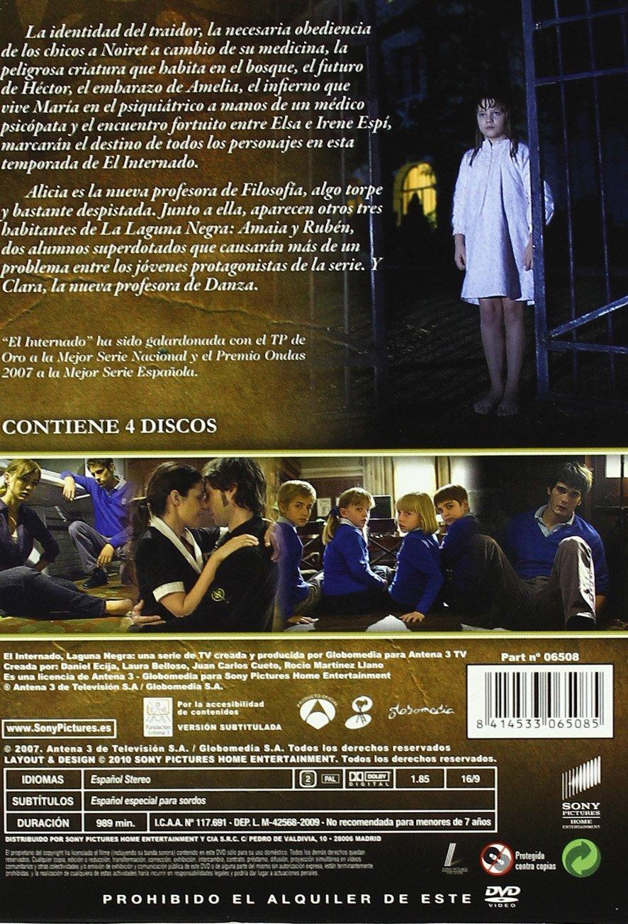 El Internado: Sexta temporada Completa [DVD]: Amazon.es: Luis Merlo, Marta Torné, Martín Rivas, Natalia Millán, Ana de Armas, Eduardo Velasco, Pedro Civera, ...