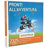 SMARTBOX - Cofanetto Regalo - PRONTI ALL'AVVENTURA - 2325 esperienze tra sport acquatici, attività di guida o di volo