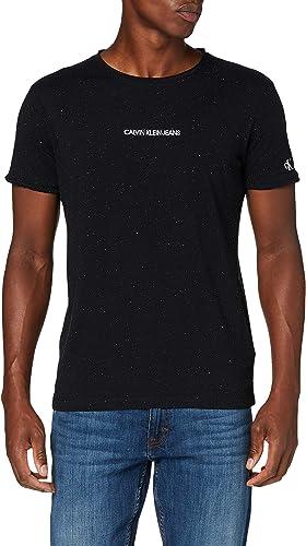 Calvin Klein Naps Reg tee Camisa para Hombre: Amazon.es: Ropa y accesorios