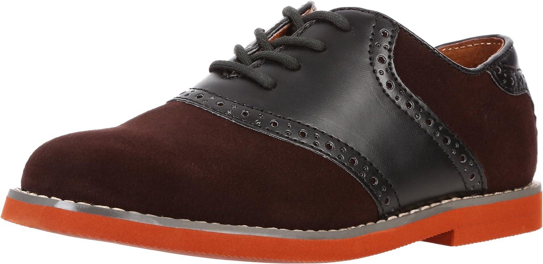 Toddler//Little Kid//Big Kid Florsheim Kids Kennett JR Saddle Shoe