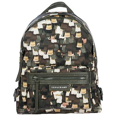 Longchamp women s rucksack backpack travel green  Amazon.co.uk  Shoes   Bags 3d4a0515072d2