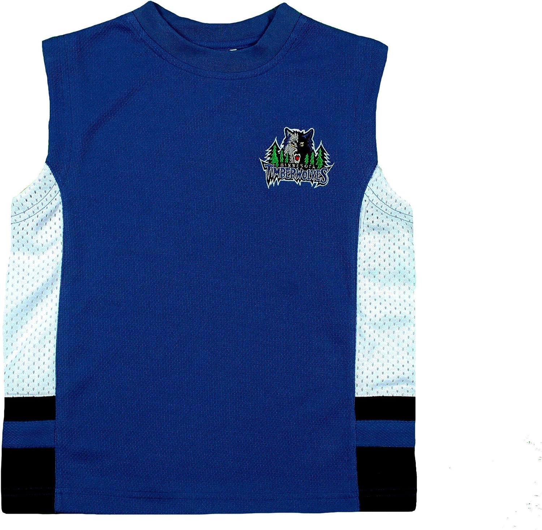 Amazon Com Minnesota Timberwolves Nba Big Boys Youth Knit Jersey