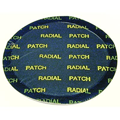 "Plews / Edelmann Tru-Flate 14-139 Round 3-1/4"" Radial Tire Patch,20 Pack: Automotive"