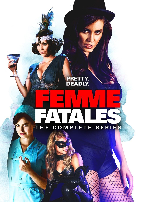 Amazon.com: Femme Fatales - Complete Series: Tanit Phoenix, Christine  Donlon, Darin Scott: Movies & TV