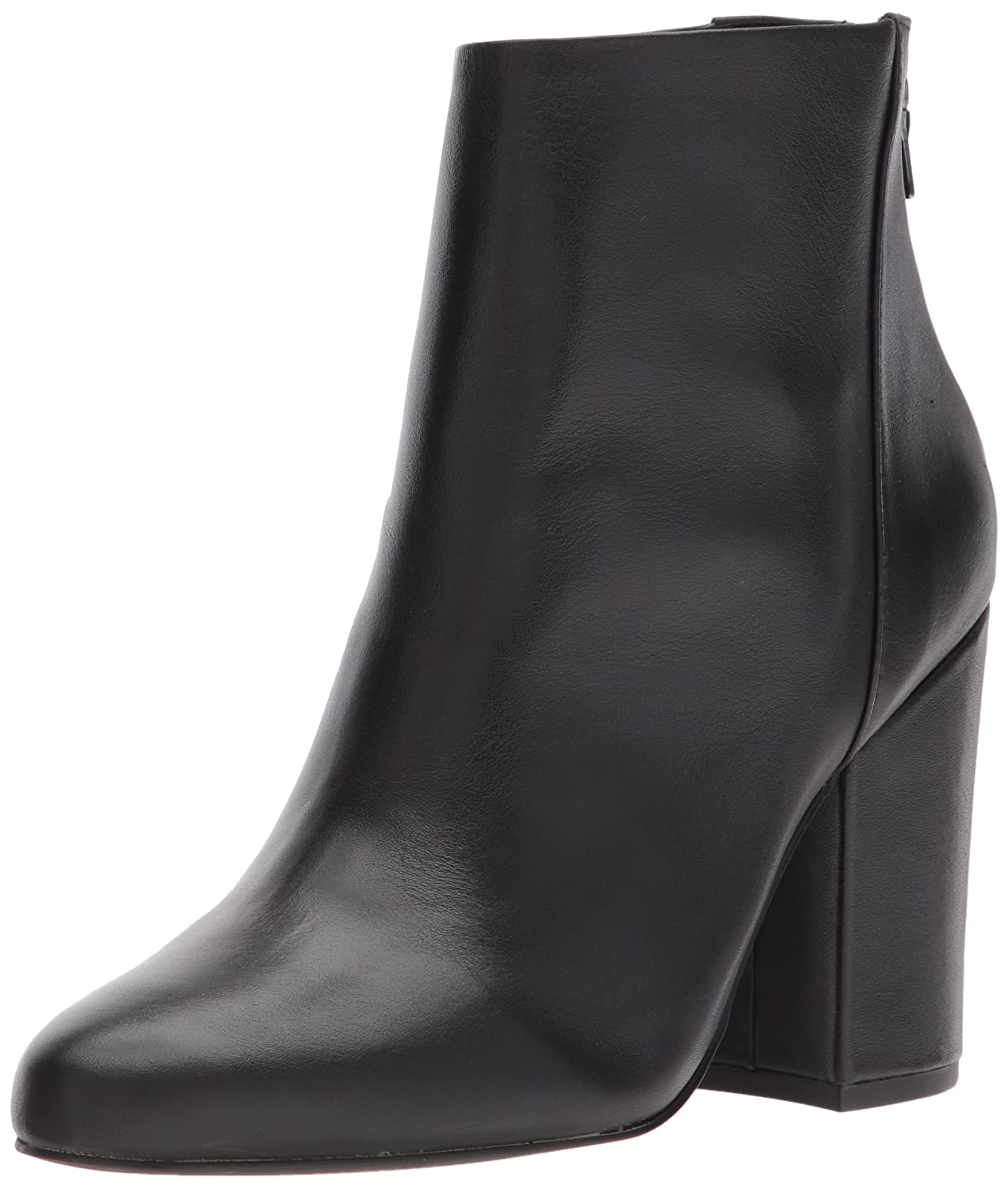 Steve Madden Women's Star Ankle Boot B073ZK4MGL 6.5 B(M) US|Black Leather