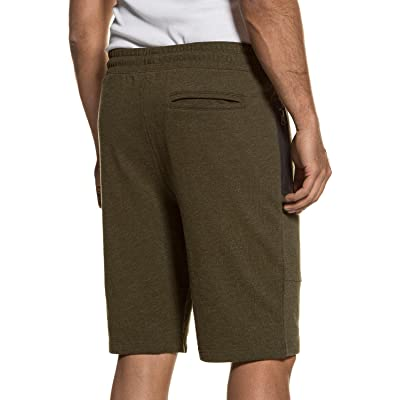 JP 1880 Men's Big & Tall Sporty Bermuda Sweat Shorts 711299