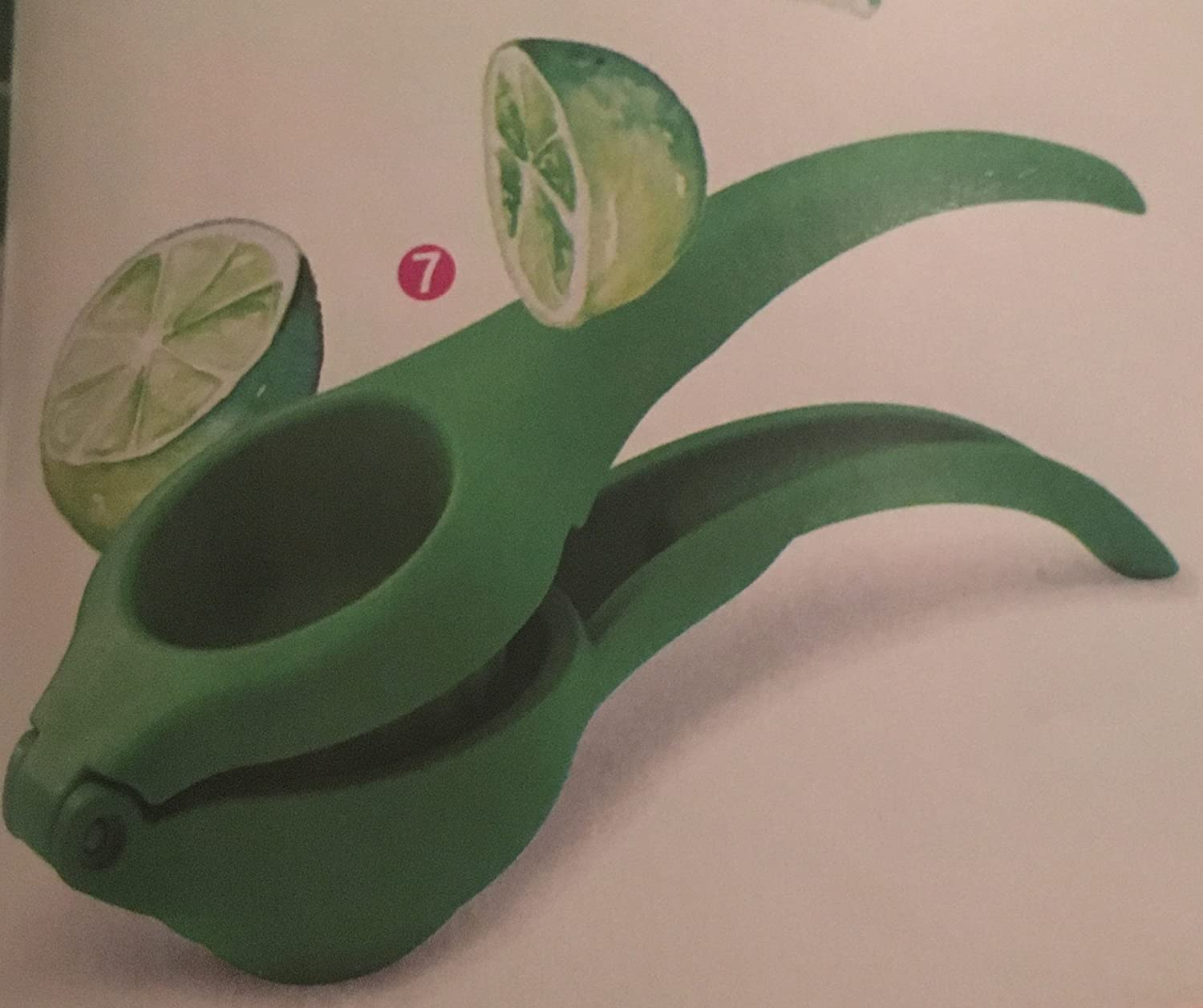 Tupperware Limited Edition Lemon Lime Press for Juicing Lemons/limes