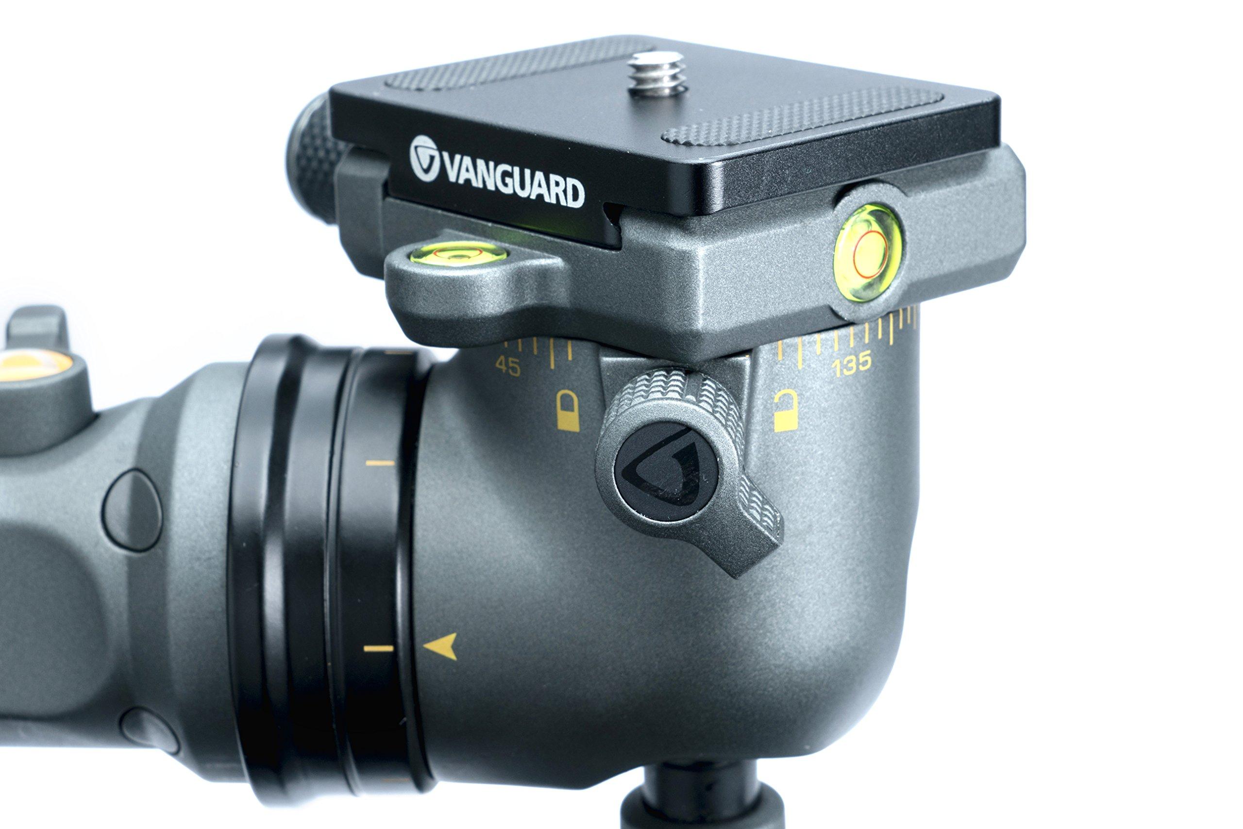 Vanguard ALTA Grip Tripod Head, Gray (ALTA GH-300T) by Vanguard (Image #5)