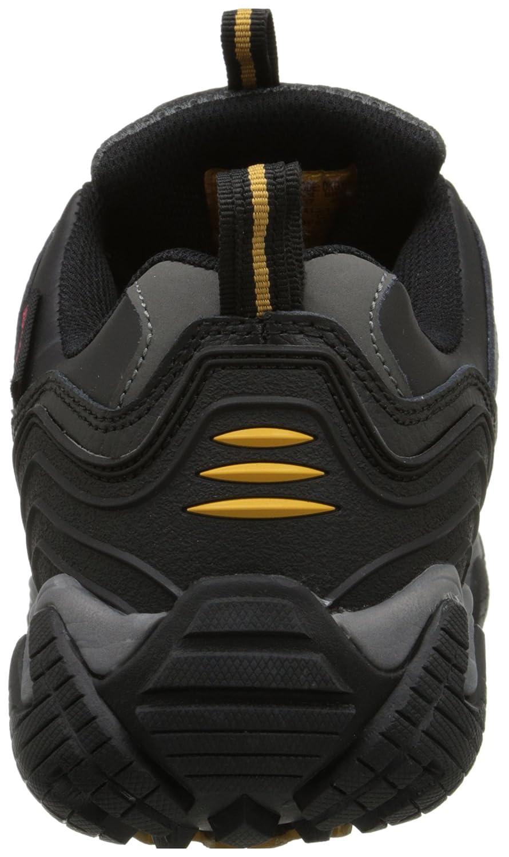Skechers for Work Mens Blais Steel-Toe Hiking Shoe 77051