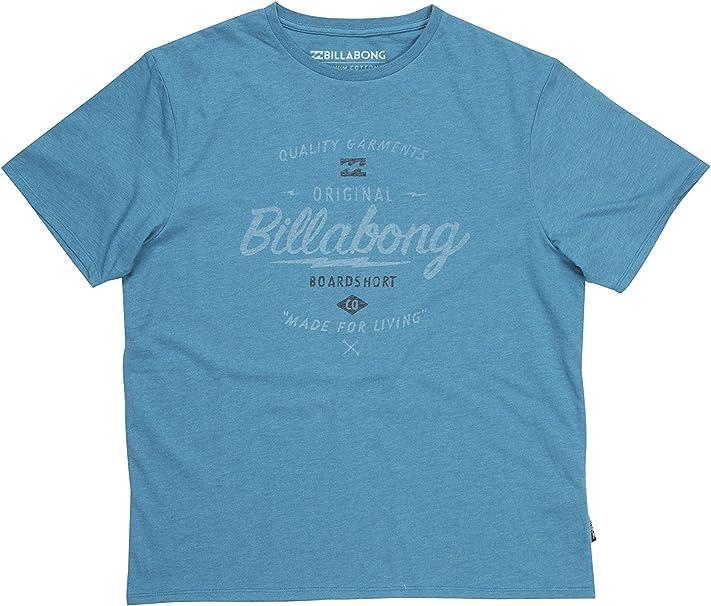 BILLABONG Choppers SS - Camiseta para Hombre: Amazon.es: Ropa y ...
