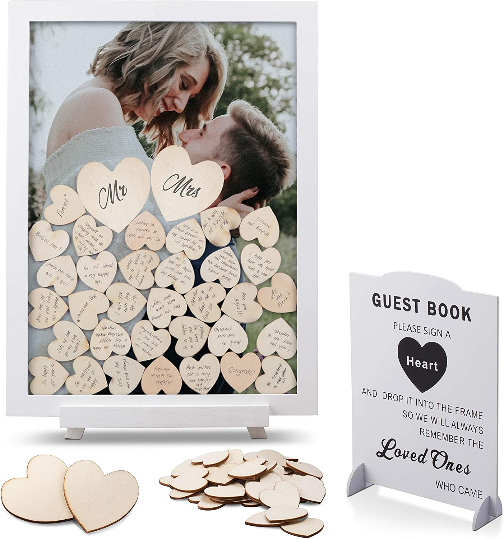Wood Guest Book,Guest Book Sets Rustic Wedding Guest Book Rustic Wedding Rustic Wood Wedding Guest Book Shadow Box Wedding Guest Book
