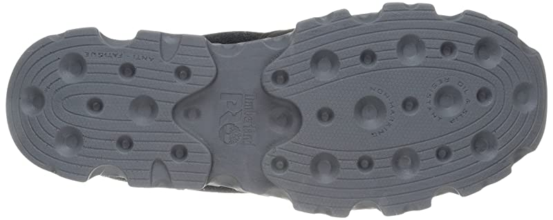 The sole of Timberland PRO Men's Powertrain Alloy Toe ESD Industrial Shoe