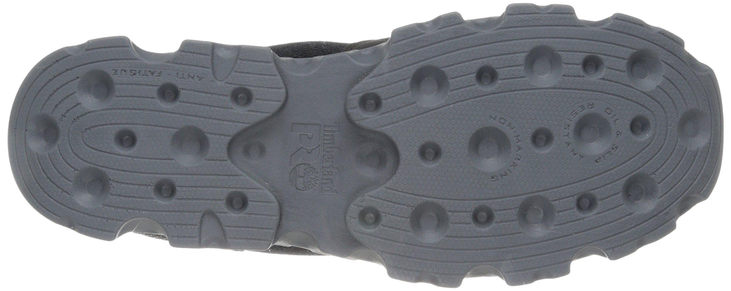 Timberland PRO Men's Powertrain Alloy-Toe Electro Static Dissipative Industrial Shoe