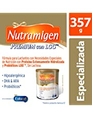 Fórmula Infantil Especializada para bebés de 0 a 12 meses, Nutramigen, Lata de 357g