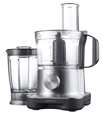 kenwood multipro compact 9 cup food processor silver - Kennwood Kitchen