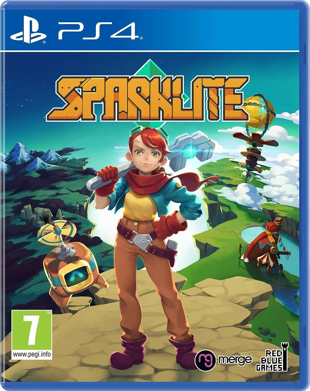 Sparklite - PlayStation 4 [Importación inglesa]: Amazon.es ...