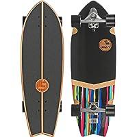 "SLIDE Street Surf Skateboard, Urban Camo, 32"""