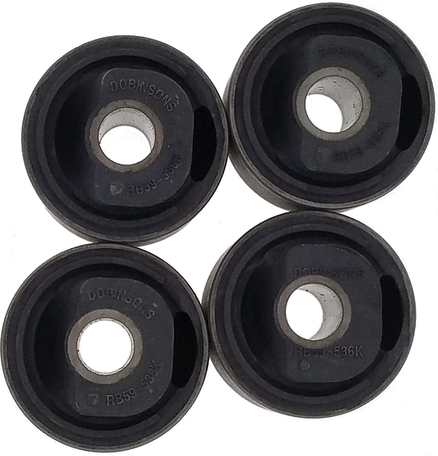 Dobinsons 5/° Caster Plate Kit for Toyota Land Cruiser 80 and 105 Series