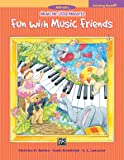 Music for Little Mozarts Coloring Book, Bk 1: Fun with Music Friends