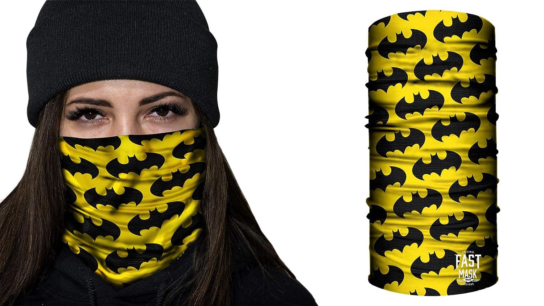 Fast Mask Face Shield Unisex - Batman