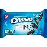 Oreo Thins Chocolate Sandwich Cookies, 10.1 Ounce