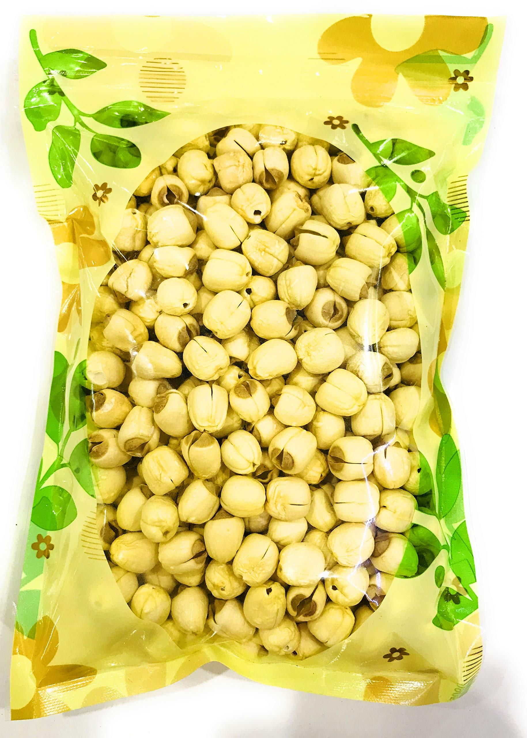 Dried White Lotus Seed 通心白蓮 (32 oz)
