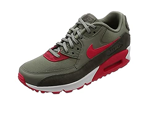newest 54bb6 abb7c Nike Wmns Air Max 90, Scarpe da Fitness Donna, Multicolore (Canteen String