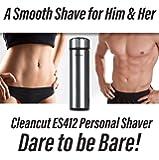 Cleancut Intimate Area Shaver for Women & Men