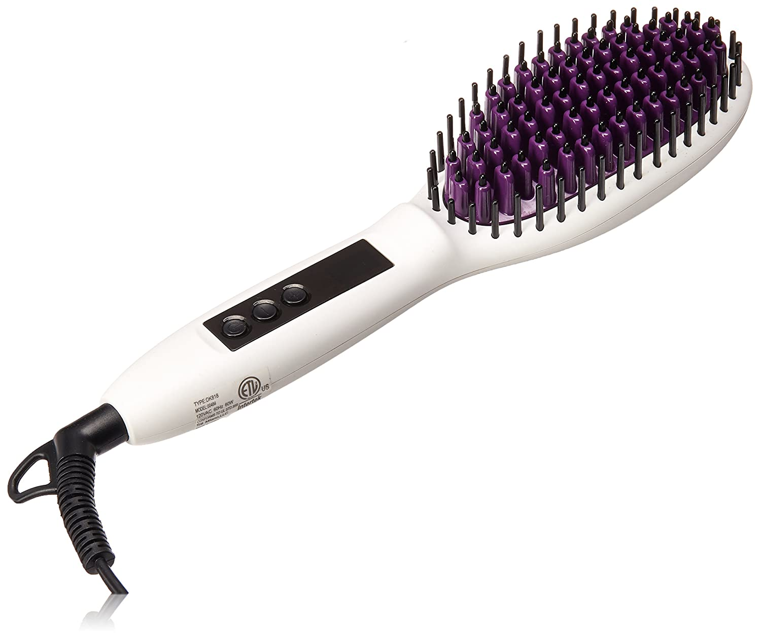 Top 10 Best Hair Straightener Brush – Hair Straightening Reviews in 2020 5