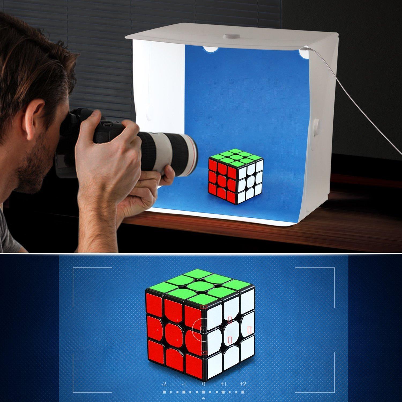 Amzdeal 可折叠迷你摄影棚