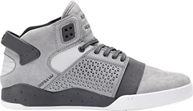 innovative design c8327 47396 Chaussures SUPRA SKYTOP III Grey charcoal white
