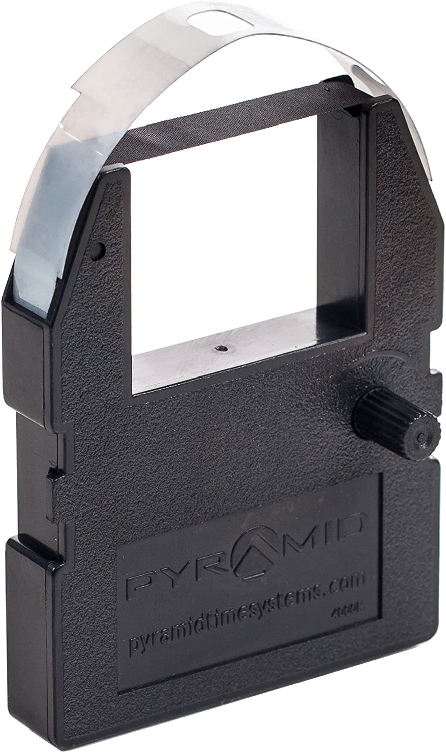 4000 4000HD Time Clocks Black Pyramid 4000R Genuine Replacement Ribbon for 3500 lasts 60/% longer than Compatible Replacement ribbon 3700