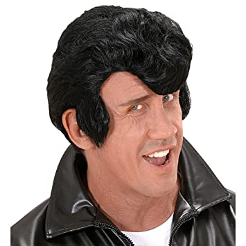 Black Danny wig for men (peluca)
