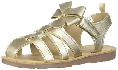 73cee84c90d1 Carter s Baby Davy Girl s Fisherman Sandal  Amazon.co.uk  Shoes   Bags