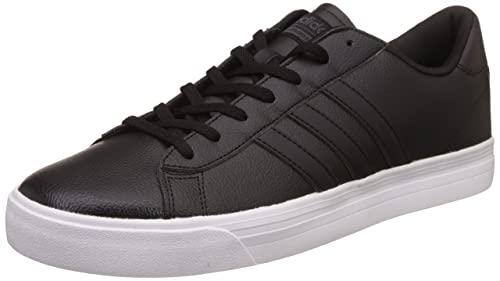 sports shoes fc088 953e8 adidas neo Mens Cf Super Daily CblackCblackFtwwht Basketball Shoes - 8 UK