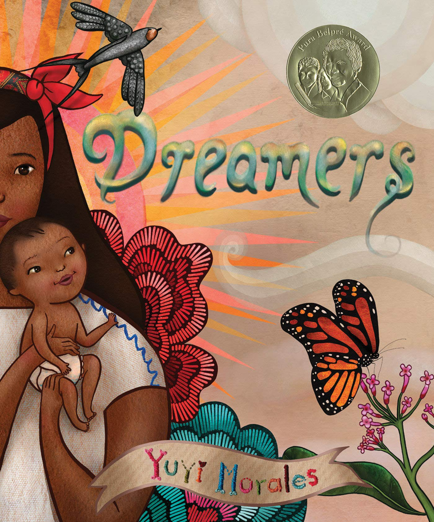 Image result for dreamers by yuyi morales