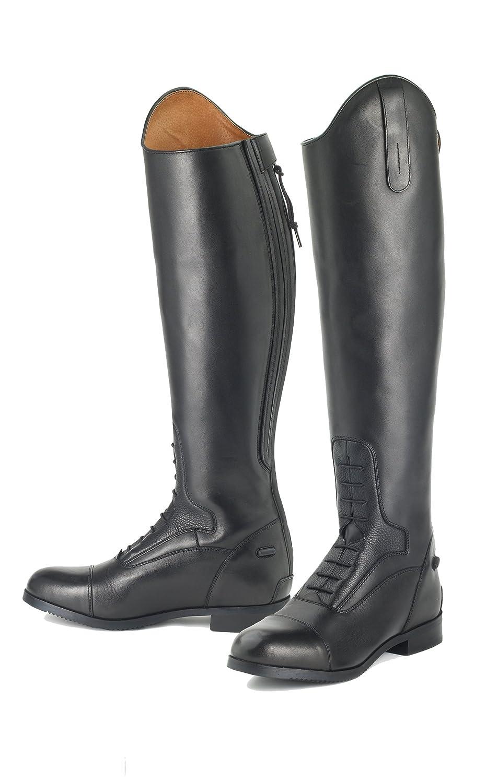Ovation Boot Flex Sport Ladies Field Boot Ovation B00D46VFFG 9.5 Slim|Black 9fc892